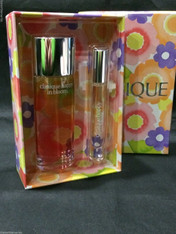 Clinique Happy Blooms Happy In Bloom Perfume and Rollerball Gift Set