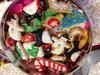 Mini Christmas Sugar Cookies