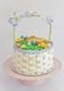 """Easter Basket Cake - 9"""""""