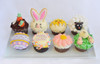 Assortment of Easter Cupcakes