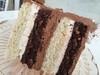 Chocolate and Vanilla Bean Cake