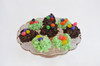 Easter Basket Coconut Clusters