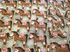Kentucky Derby Horse Cupcakes
