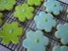 Flower Power Sugar Cookies