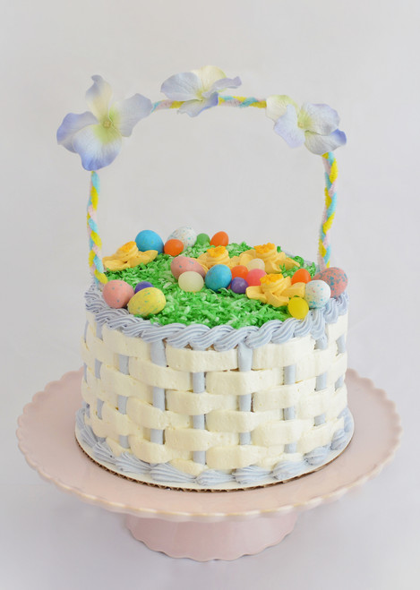 Easter Basket Cake - 9""