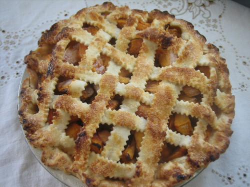 Palisade Peach Pie