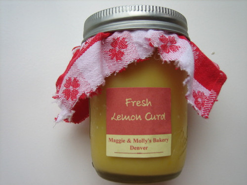 Fresh Lemon Curd