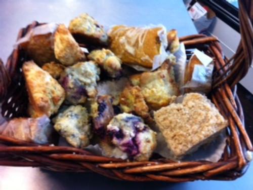 Breakfast Treats Basket - Large