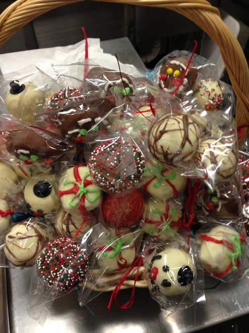 Basket of Cake Pops - 50