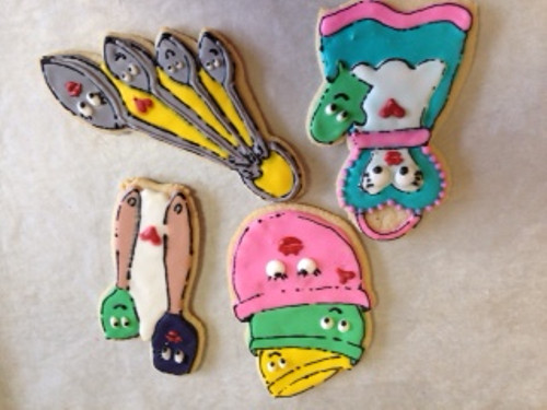 Baker's Cookies for Mom