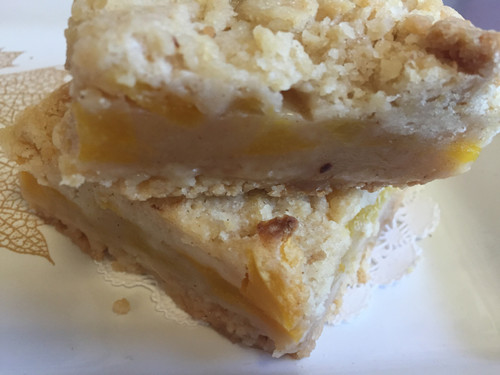 Palisade Peach Bars