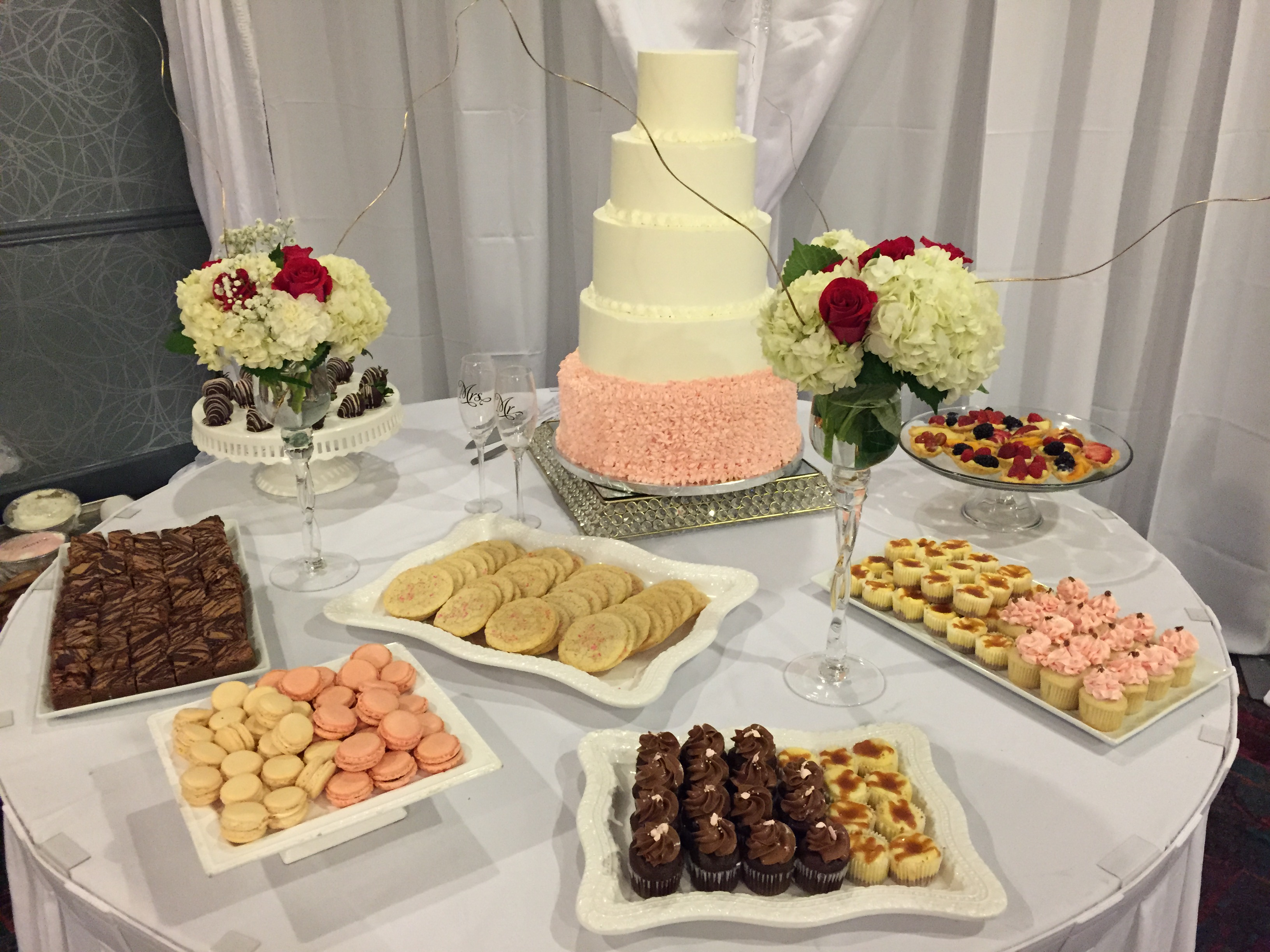 Buttercream Cake & Dessert Bar