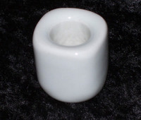 Ceramic Chime Candle Holder