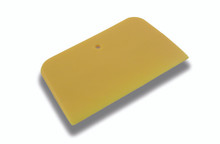 YELLOW BONDO SQUEEGEE