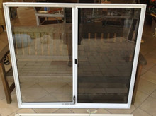 Stainless Steel CDA Window Film