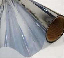 Silver CDA Window Film