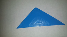 TRI-EDGE BLUE CARD