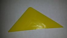 TRI-EDGE YELLOW CARD