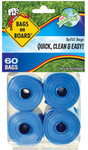 Bags on Board Bag Refill Pack (60)