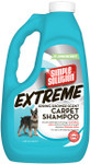 Simple Solution Carpet Shampoo (1/2 gallon)