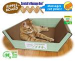 Ripple Board Scratch'N'Massage Bed