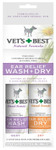 Ear Relief Wash & Dry 2-Pack