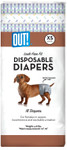 Simply OUT!? Disposable Diapers XSM (Extra Small)
