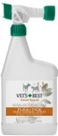 Natural Flea + Tick Yard & Kennel Spray (32 oz)