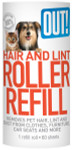 OUT! Hair & Lint Remover Refill