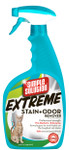 Simple Solution Cat Extreme Stain & Odor Remover 32 fl. Oz.