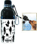 Pet Water Bottle (16 oz) WALK, Case of 24