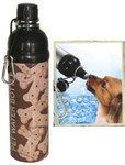 Pet Water Bottle (24 oz) BONE, Case of 24