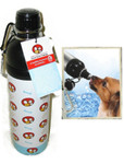 Pet Water Bottle - BEST FRIENDS (24 oz), Case of 24
