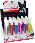 Pawdicure Polish Pen - 18 Pen Display