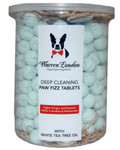 Deep Cleaning Paw Fizz Tablets - 300 Tablets