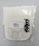 "Nooby's Vet Grade Dog Booties 5.5"" to 6.5"" Wide Paw - 50 Pack"