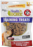 Health Bone Training Treats Chicken Formula 6.17 oz.