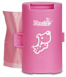 Dispenser EZ Tear (case of 50) PINK