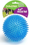 Gnawsome Dental Ball Dog Chew Toy -- Extra Large 4.5""