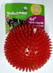 Gnawsome Dental Ball Squeak & Light Chew Toy -- Extra Large 4.5""