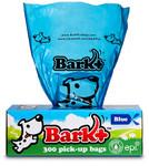 300 Roll Bio Poop Bags BLUE