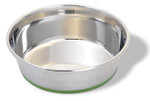 Heavyweight Cat Dish 8 Oz. W/Full Rubber Bottom