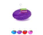 """Gnawsome Football Dog Dental Chew Toy -- Medium 3"""""""