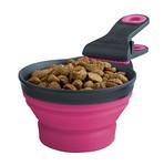 KlipScoop Portion Control  - Medium Pink