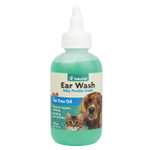 Ear Wash w/Tea Tree Oil (Aloe & Baby Powder scent) - 4 oz.