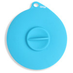 Flexible Suction Lid - Blue