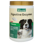 Digestive Enzymes Plus Probiotic Powder 1 lb.