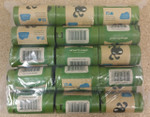 Earth Rated Single Roll Unscented - ERSINGLEROLLUN -  30 Rolls (Case of 10)