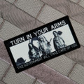 Turn In Your Arms Morale Patch