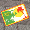 Positive Vibration Morale Patch